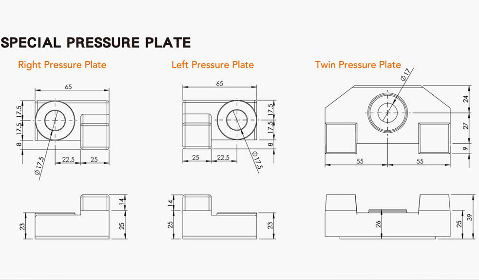 Special Pressure Plate