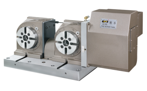 SUA-250-2W/3W (2/3 Units) CNC Rotary Table Pneumatic Brake