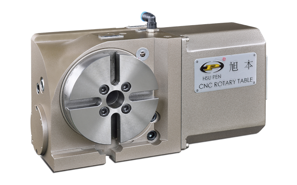 SUAC-125 (C Series) CNC Rotary Table Pneumatic Brake