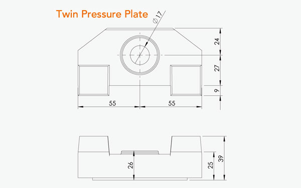 Special Pressure Plate